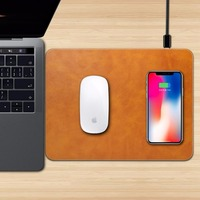Mobile Phone Qi Wireless Charger Charging Mouse Pad Mat For IPhone X 8 8Plus For Samsung