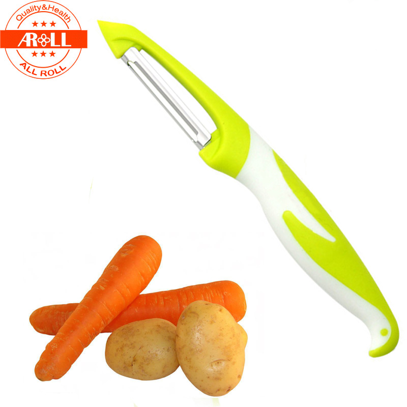 Éplucheur pour légumes Couteau Cutter épluche-légumes Couteau Pour Le Nettoyage Des Légumes Couteaux Cutter Râpe Peler Cuisine Gadgets
