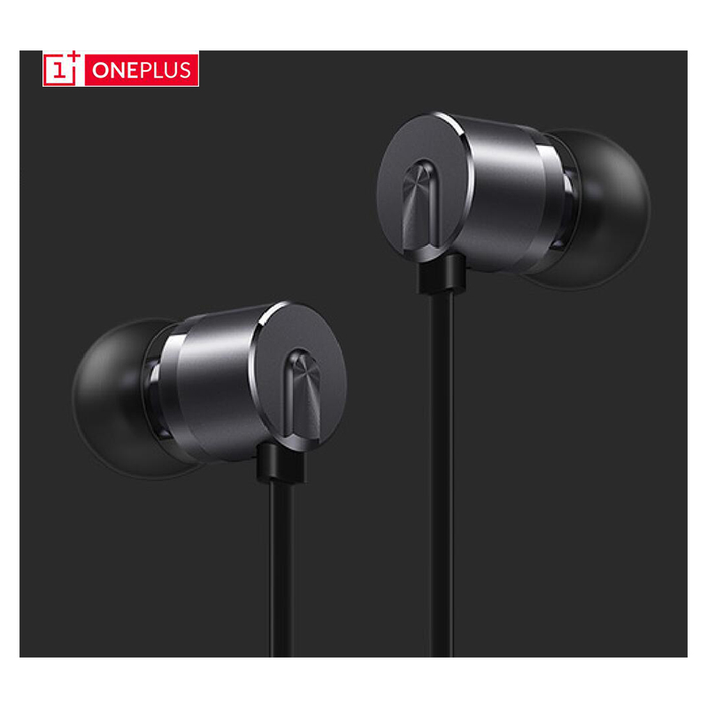 купить Original OnePlus Bullets Earphones V2 In-Ear Earphone for for one plus 3 3T Android 3.5mm Wired headset with Mic retail box недорого