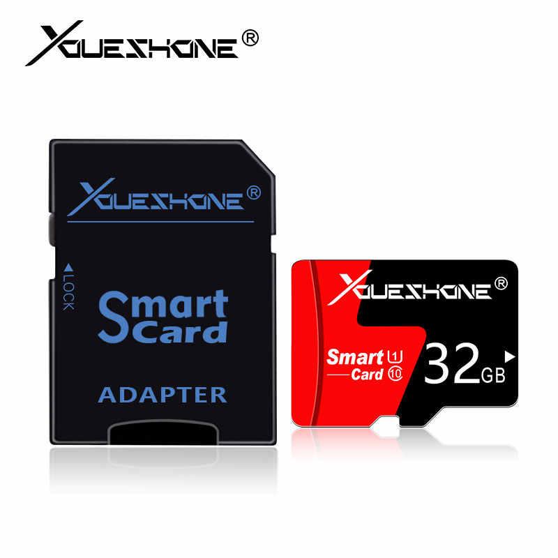 Новое поступление слот для карт памяти C10 флеш-карты памяти TF 32 ГБ 16 ГБ, Micro SD карта, 128 Гб 64 ГБ 8 ГБ мини 4 Гб C6 Micro sd с посылка бесплатная доставка