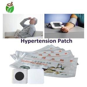 Image 1 - 20 pcs דם אנטי תיקון נדודי שינה רפואה הסינית עייפות הקלה כאב ראש טינטון כאב טיח לחץ דם גבוה נמוך יותר