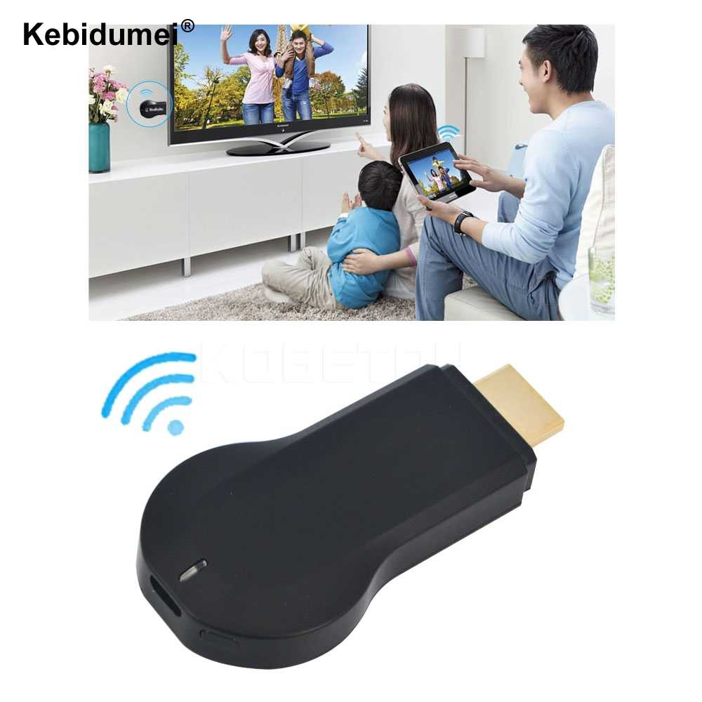 For Anycast M2 MiraScreen miracast TV Stick Dongle hdmi adapter WiFi  Display Receiver for DLNA for Airplay for windows ios