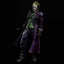 PLAY ARTS KAI Batman The Dark Knight The Joker PVC Action Figure Colletible Model Toy 11″ 26cm