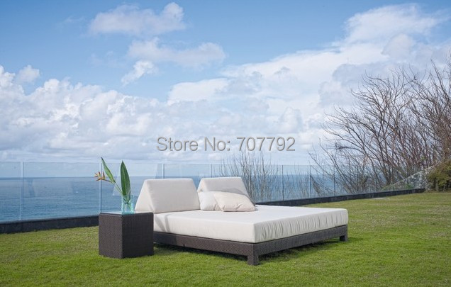 outdoor daybed with canopy features a unique and elegant designchina