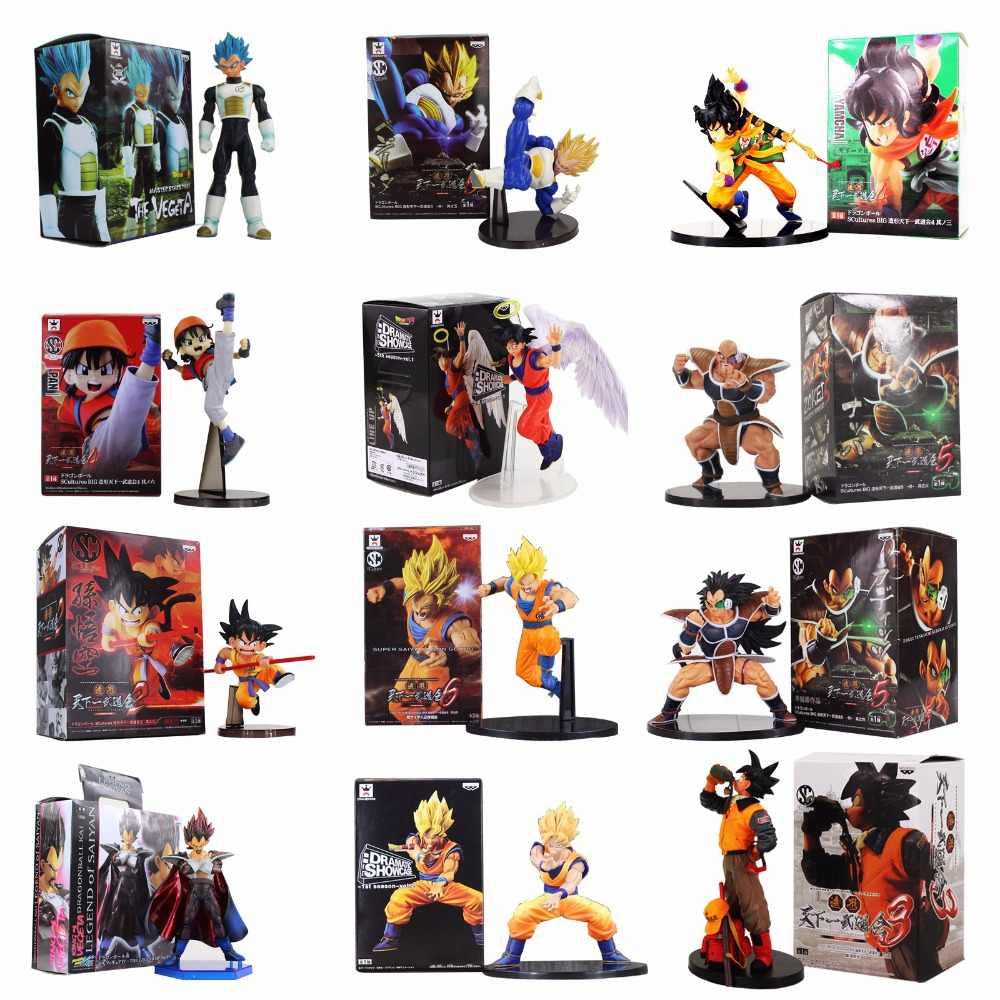фигурка Dragon Ball Z Dbz сон гоку гоко Yamcha King Vegeta