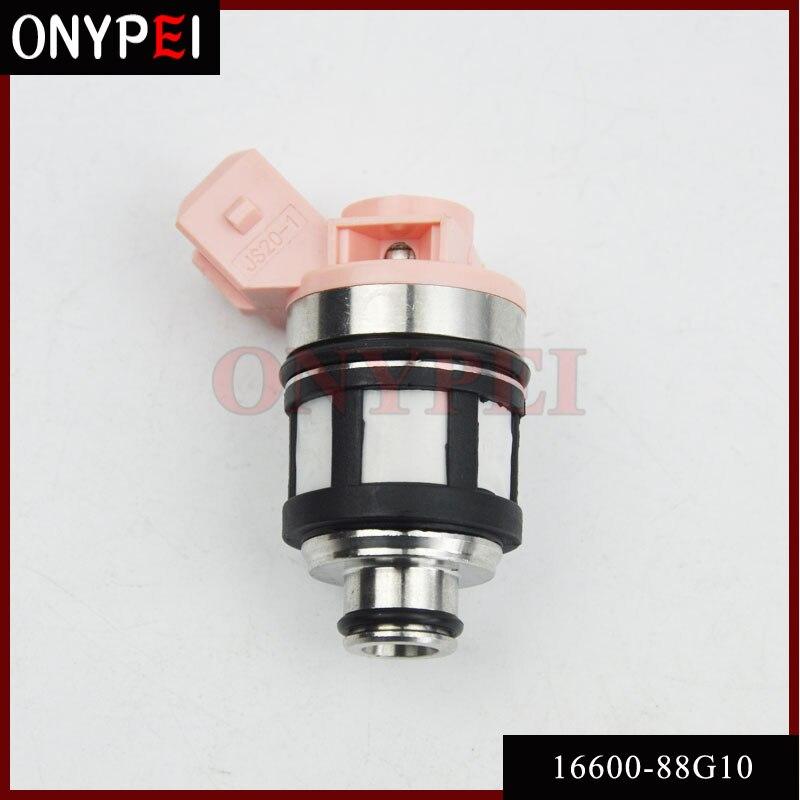 Set 6 Fuel Injector for Nissan D21 Pathfinder Quest 3.0L OE#16600-88G10 JS20-1