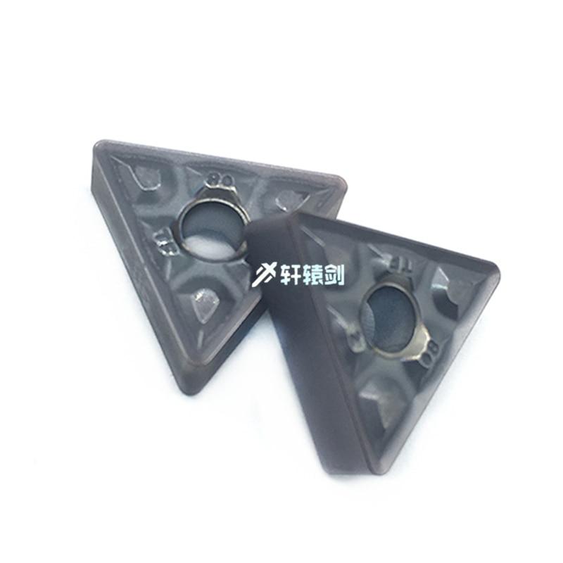 10pcs TNMG160408 TF IC907  IC908 External Turning Tools Carbide Insert TNMG 160408 Lathe CutterTool Turning Insert