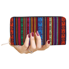 Women's Colorful Card Holder