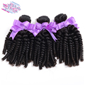 Malaysian Curly Hair 3 Bundle Deals Unprocessed Malaysian Virgin Hair curly weave human hair bundles soft Afro Kinky Curly Hair