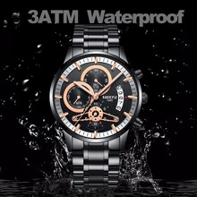 Luxury Fashion Men Watch Model 18