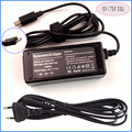 Netbook laptop ac power adapter carregador fonte 19 v 1.75a para asus transformer book flip tp200 tp200sa tp200sa-uhbf