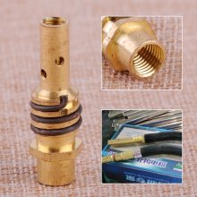 LETAOSK Contact tip holder MB 15AK MIG/MAG Welding Torch Copper Connector Rod Replacement Accessories