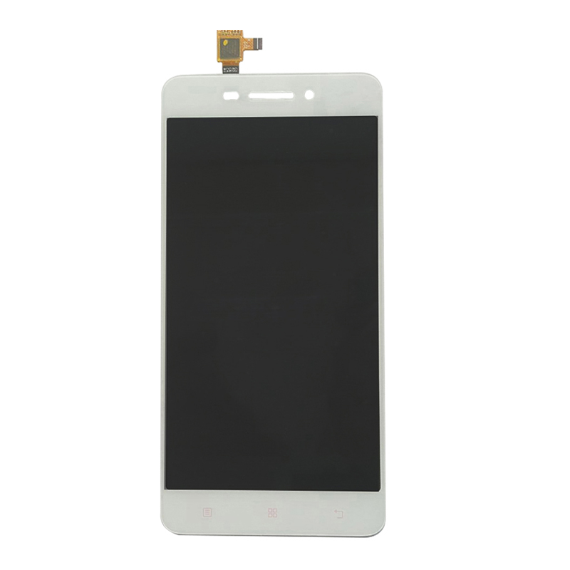 For Lenovo S60 S60-t LCD Display With Touch Screen Digitizer Assembly Black White Color Free Shipping vibe x2 lcd display touch screen panel with frame digitizer accessories for lenovo vibe x2 smartphone white free shipping track