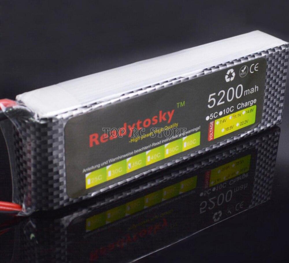 3 S Lipo batterie 11.1 v 5200 mAh 35C RC hélicoptère RC voiture RC bateau quadrirotor télécommande jouets li-polymère batterie