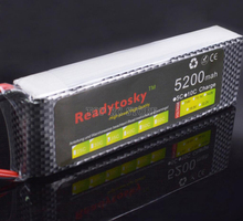3 S Lipo батарея 11,1 В 5200 мАч 35C RC вертолет RC автомобиль RC лодка Квадрокоптер пульт дистанционного управления игрушки Li-Polymer battey