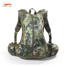 20L Outdoor Waterproof Riding Mountaineering Bag Chief New Python Pattern Camouflage Backpack Back Armor Type Hunting Backpack