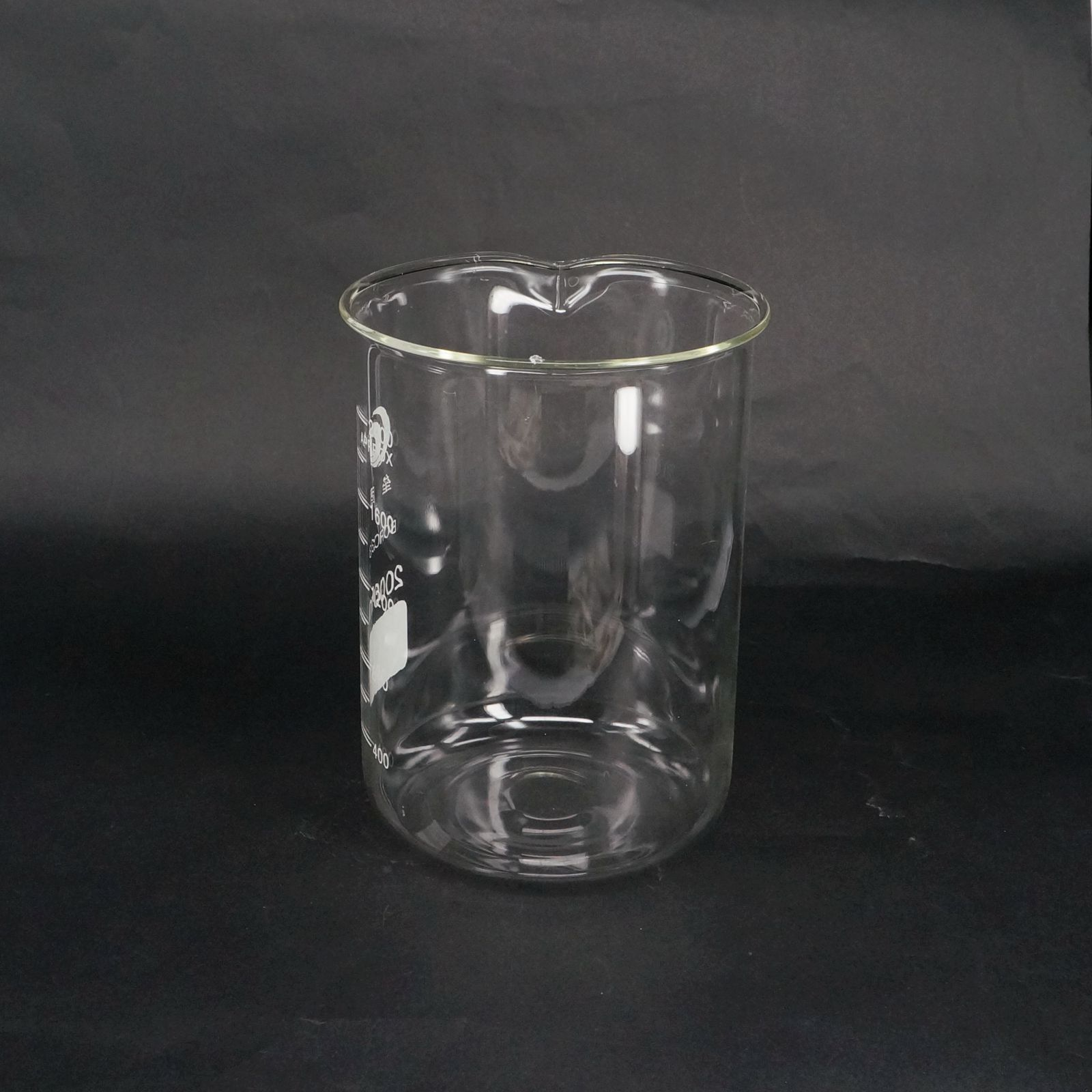 2000ml Low Form Beaker Chemistry Laboratory Borosilicate Glass Transparent Beaker Thickened with spout FREE SHIP 1000ml plastic handle beaker chemistry laboratory borosilicate transparent glass beaker with spout free ship