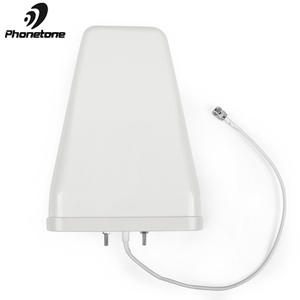 Image 3 - יומן תקופתית 11dBi 806 2500 MHz חיצוני עבור טלפון סלולרי אותות בוסטרים משחזר תקשורת מגבר עם N נקבה סוף
