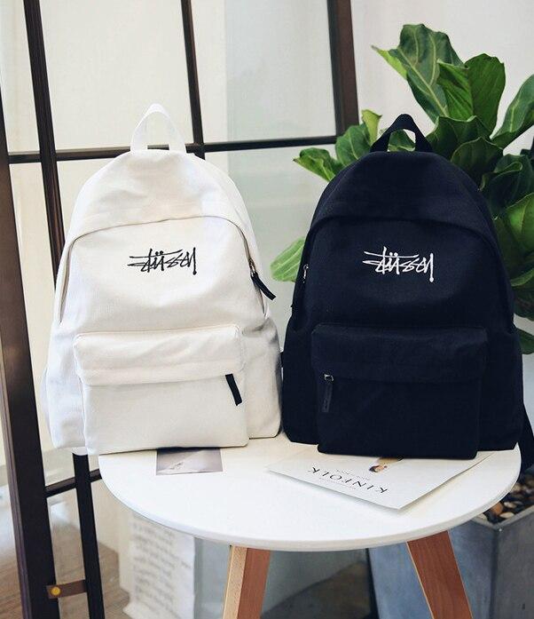 LUOQI Brand Female Backpack High Quality Nylon Women Backpacks School Bag for Teenger Girls large Capacity Women Back Pack