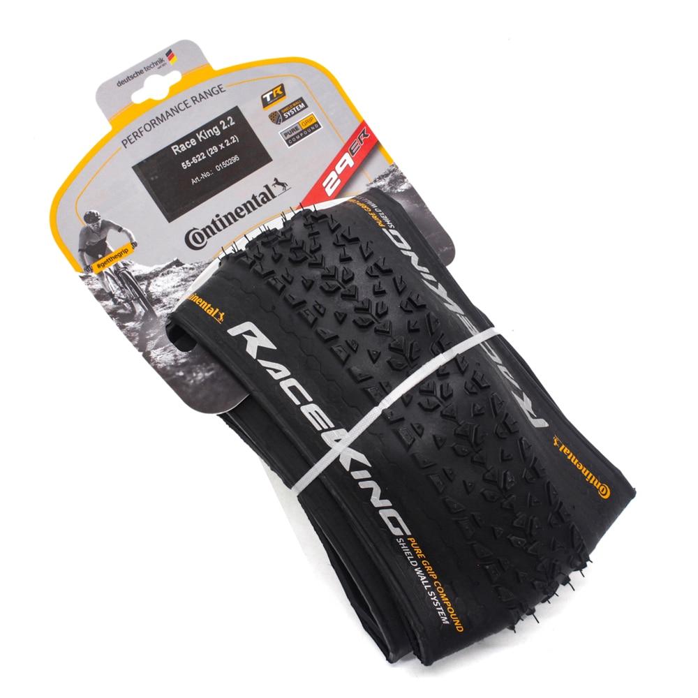 Raça Continental Rei MTB Pneu Pneu de Bicicleta 26/27. 5/29*1.95 2.0 2.1 2.2 Dobrar pneu de Bicicleta