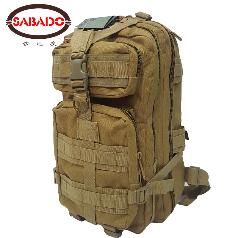 f3c106168f 30L Outdoor 3P Army Military Bag 720D nylon Cycling Hiking Sports Climbing  Bag Tactical Camping Men s Military Tactical Backpack-in Climbing Bags from  ...