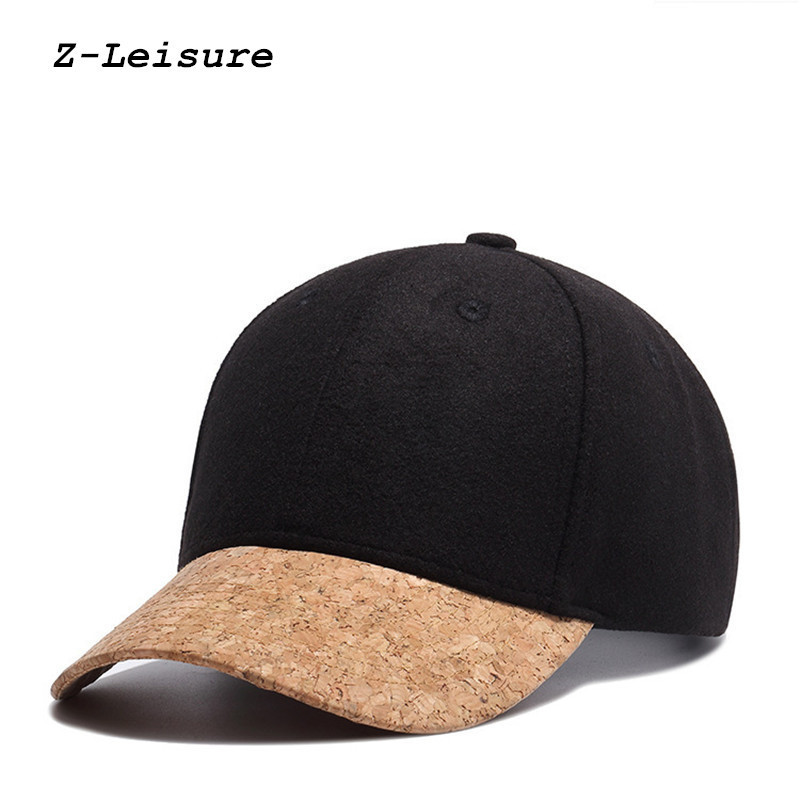 Baseball Cap Men's Adjustable Cap Casual Leisure Hats Solid Color Fashion Snapback Autumn Winter Hat hot winter beanie knit crochet ski hat plicate baggy oversized slouch unisex cap