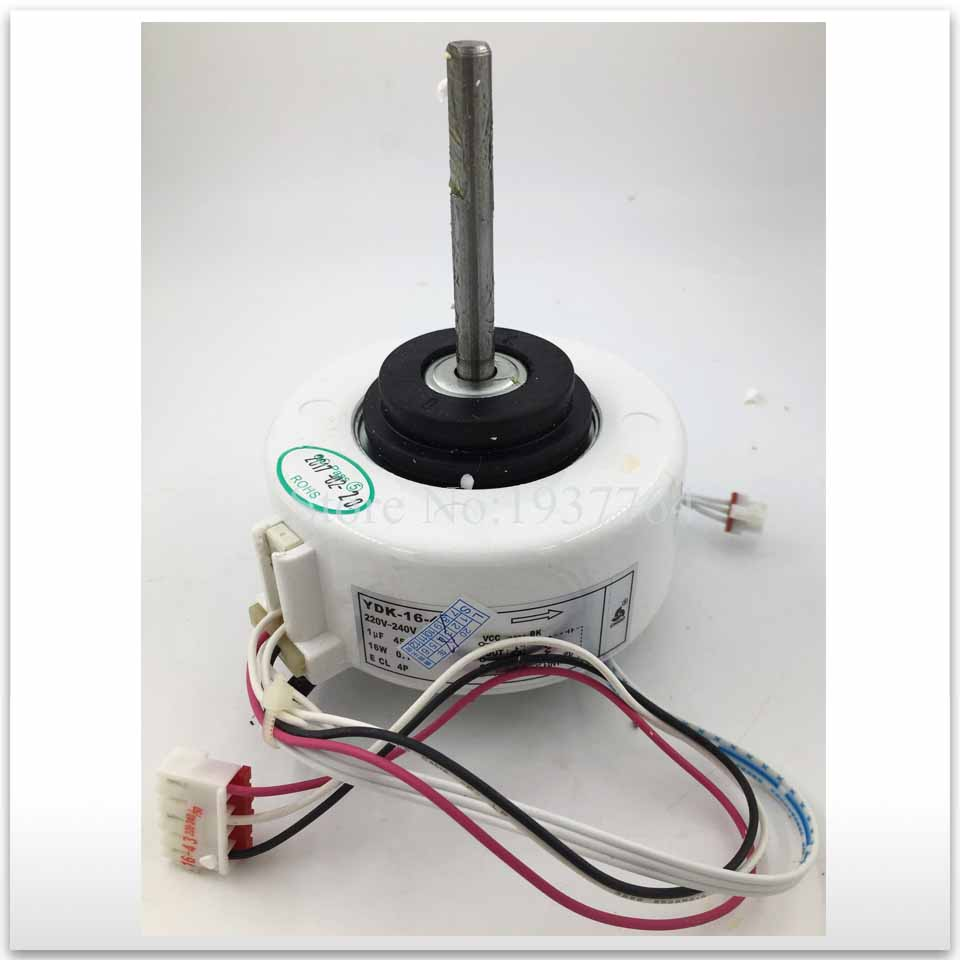 100% new for air conditioning Air conditioner Fan motor YDK-16-4G DC motor new air condition condenser fan motor