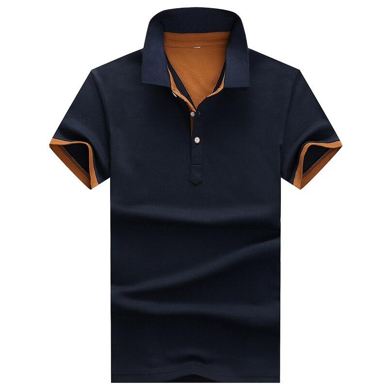 De moda de Poloshirts 2018 camisas de Polo para hombres Casual ropa de marca  de negocios Hombre transpirable de verano Hombre Polos para Hombre C22 f4bc685614599