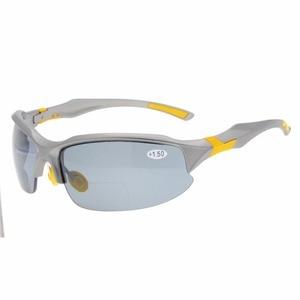 Image 4 - TH6188 Bifocal Eyekepper TR90 Unbreakable Sports Sunglasses Bifocal Sunglasses Half Rimless Reading Glasses