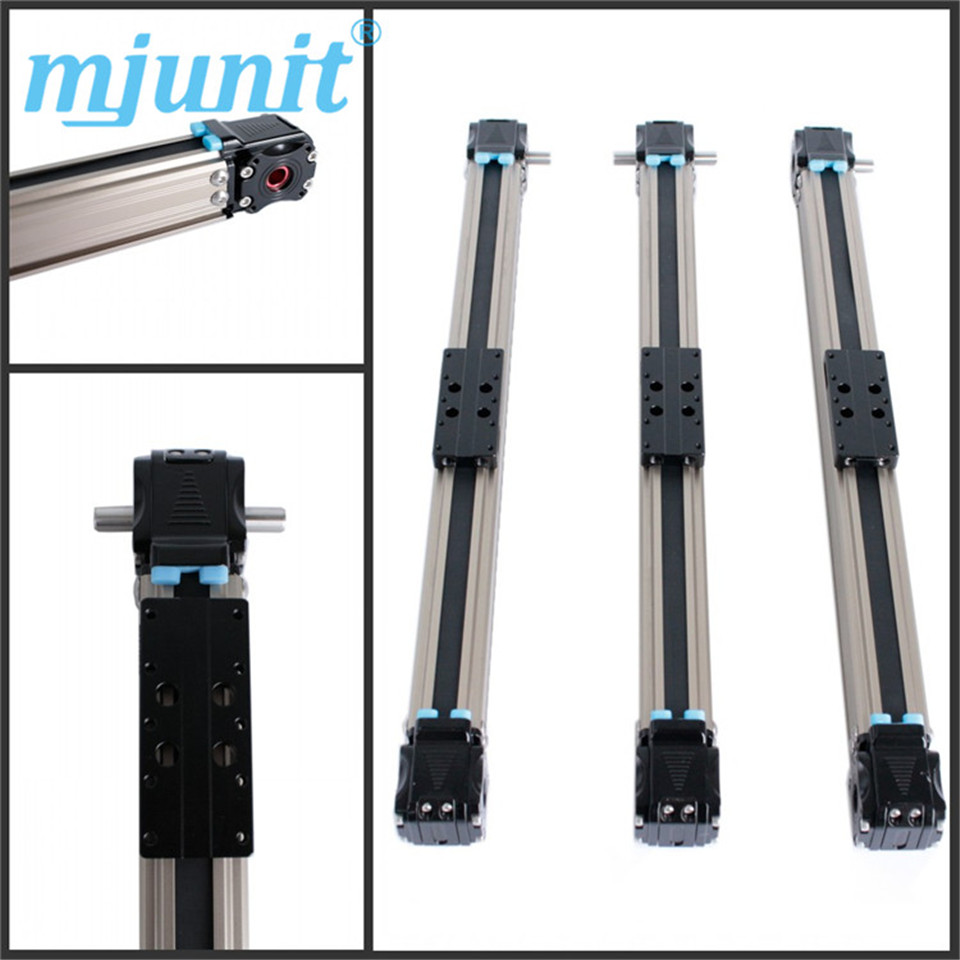 Linear bearing rail/ High Speed Belt Drive Actuators linear axis with toothed belt drive belt drive linear rail reasonable price guideway 3d printer linear way