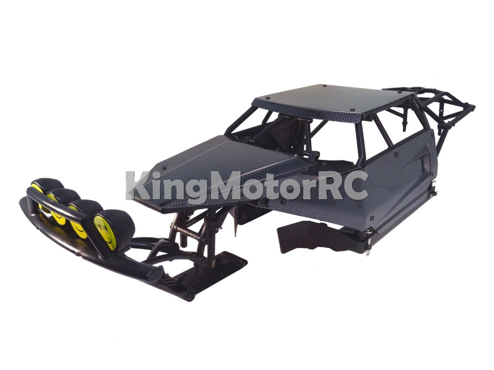 King Motor Class 1 Roll Cage Kit Fits HPI Baja 5B SS 2.0 5T Rovan Buggy T2000 30 5cc 2 bolt big bore upgrade engine kit fits hpi baja 5b 5t ss sc rovan