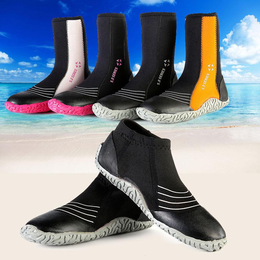 Brand NEW Premium Neoprene 5mm Hi Top Ryggsäck Stövlar Wetsuits och - Sportkläder och accessoarer