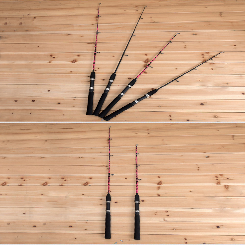 2019 latest outdoorFish with FRP Material Solid BoatFishing Rods in The Section Of The Road AachenFishing Rod in Fishing Rods from Sports Entertainment