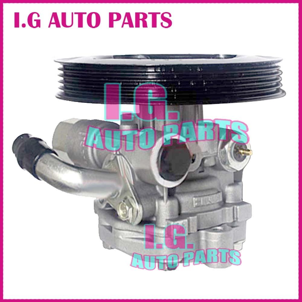 medium resolution of power steering pump for mitsubishi pajero power steering pump montero io h66 h67 h76 h77 mr448507 mr353612 mr418626 mb636520