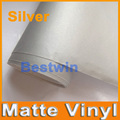 10M a lot free shipping high quality car matte vinyl car wrap film car sticker film with air release bubble free BW-101