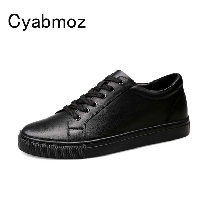 2018 New Arrival British Fashion Men Shoes Comfort Breathable Genuine Leather Casual Hidden Heel Shoes Lace-Up Height Increasing zdrd new fashion genuine leather men business casual shoes british low top lace up suede leather mens shoes brown red men shoes
