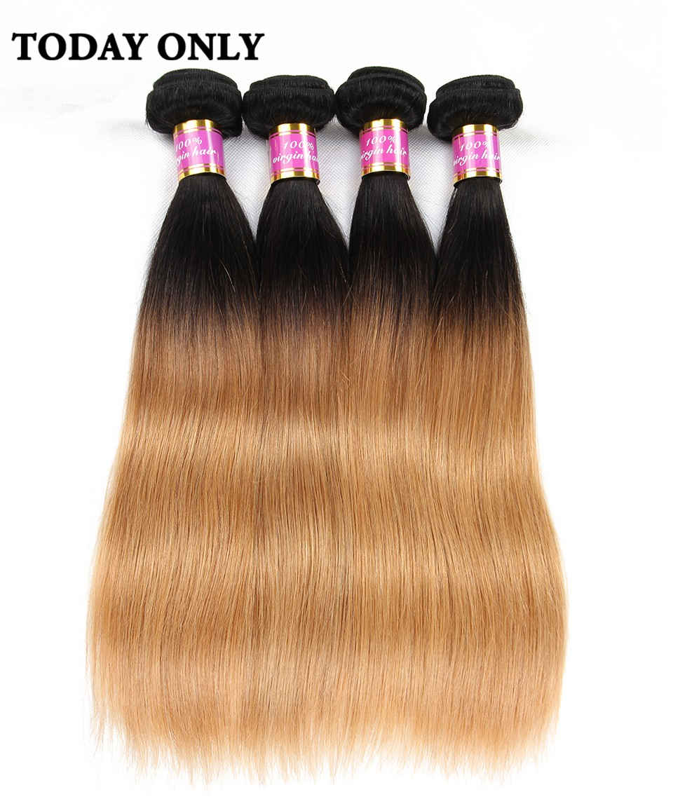 ombre brazilian hair 05