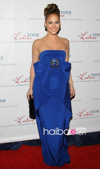 e43993058cae41 Megan Fox Custom Made Royal Blue Strapless A-line Crystals Beaded Long Elastic  Satin Prom Dress/Eveing gowns