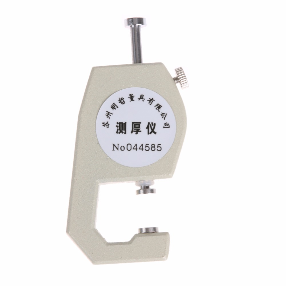 Tragbare Tester 0 10mm 0,1mm Dicke Metall Gauge Tester Messen Tool ...