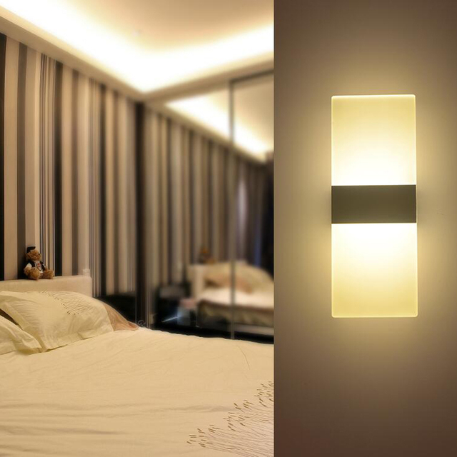 AC 90 265 V 8 Watt led wandleuchte badezimmer licht hohe qualität ...