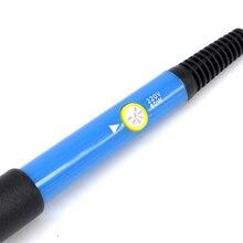 220V 60W Adjustable Temperature  Soldering Iron Welding Solder Station Heat Pencil 6 pcs Tips EU Plug Hot Sale