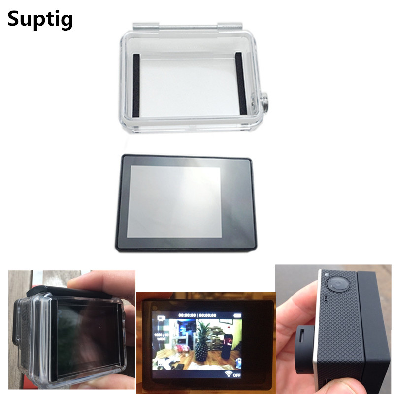 US $27 42 20% OFF|Suptig 2 0 inch Non touchable LCD Display Screen for  Gopro Hero 4 3+ Action Camera Screen For Go Pro Hero 3 Camera  Accessories-in