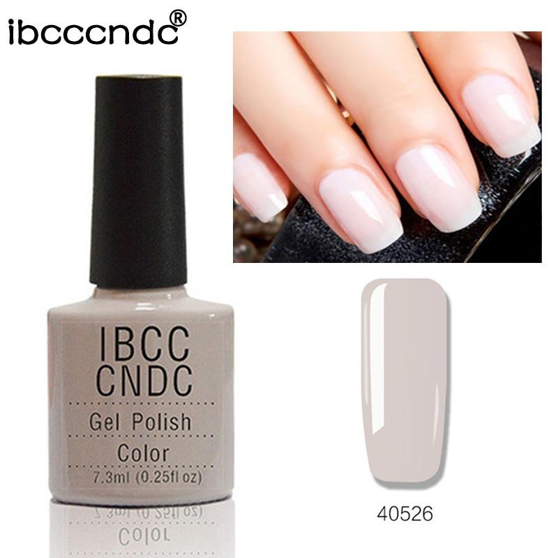 ახალი IBCCCNDC ფერადი ფრჩხილის - ფრჩხილის ხელოვნება - ფოტო 1