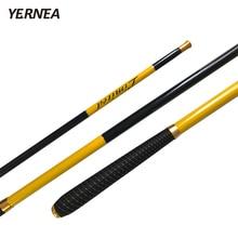 Yernea Carbon Fishing Rod Telescopic Ultra Light Carp Stream Hand Pole Feeder 2.4M-7.2M
