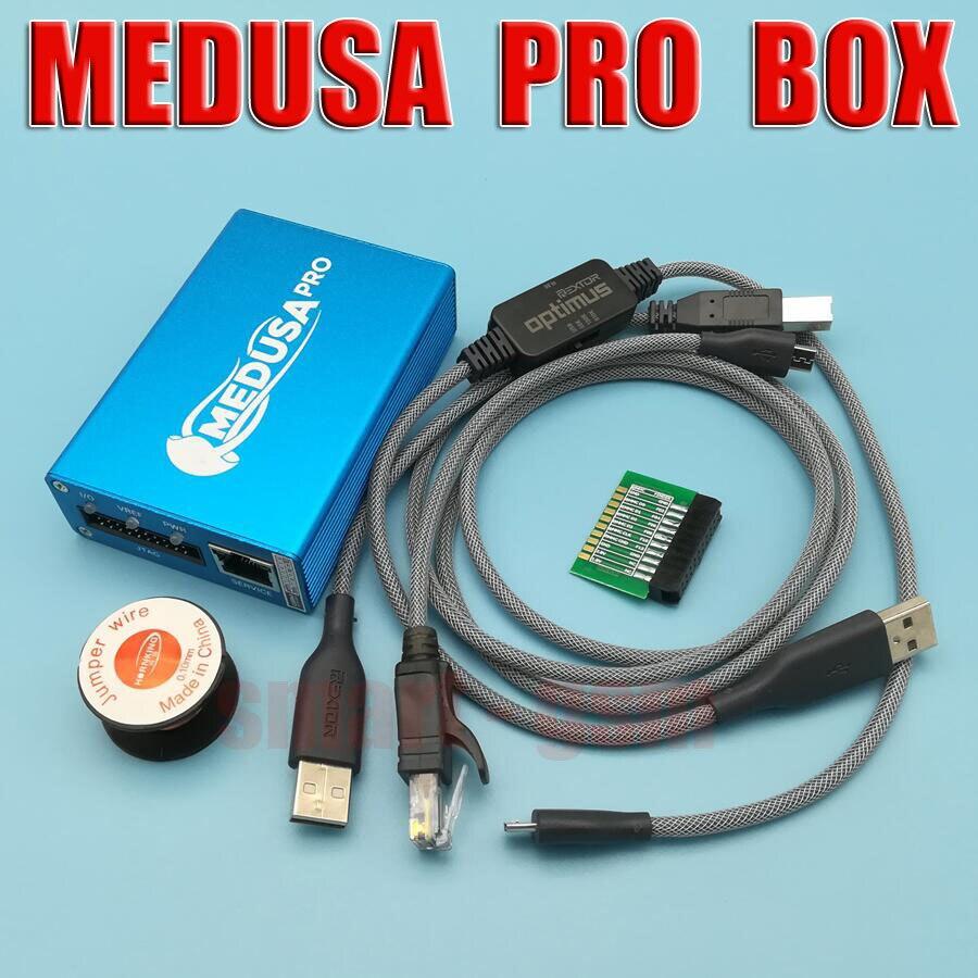 2018 nouvelles original plus récent 100% original Medusa PRO boîte Medusa boîte avec câble Optimus livraison gratuite