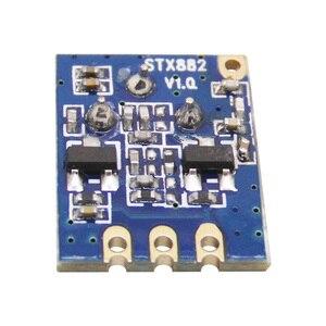 Image 3 - Комплект беспроводного модуля 5 компл./лот 315 мгц 433 мгц 100 м (передатчик ASK STX882 + приемник ASK SRX882)+ пружинные антенны