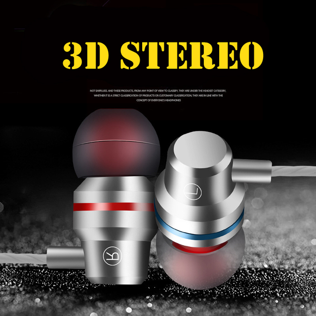 Stereo Earphone Headphones With Microphone Volume Control Earbuds Bass Headset for Phones Iphone Xiaomi ear phone