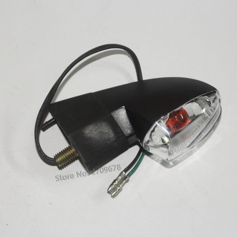 Rear Right Turn signal light  for Keeway RKV125 RKV150 RKV200 Stels Flame200  Benelli VLM150 Указатель поворота