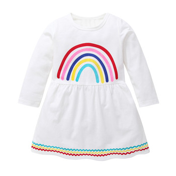d6d6529115c3c 2019 Hot sale Baby Kids Girls Long Sleeve Toddler Princess Party