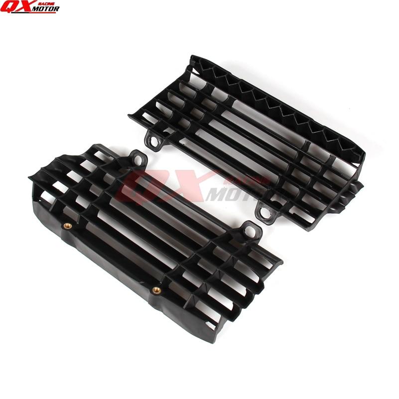 Кожух радиатора Louvres Rad для KTM HUSQVARNA SX SXF XCF XCW EXC EXCF TE FE TC FC 125 150 250 300 350 450 500, мотокросс эндуро